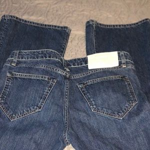 Loomstate stone wash jeans